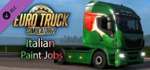Euro Truck Simulator 2 - Italian Paint Jobs Pack