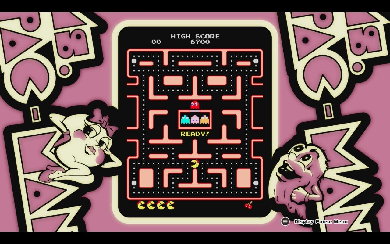 Ms Pac Man Xbox 360 Walkthrough Page 3
