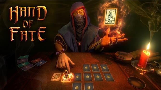 Hand of Fate Steam Code Giveaway