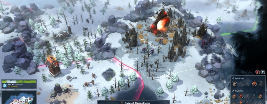 Northgard News, Achievements, Screenshots and Trailers