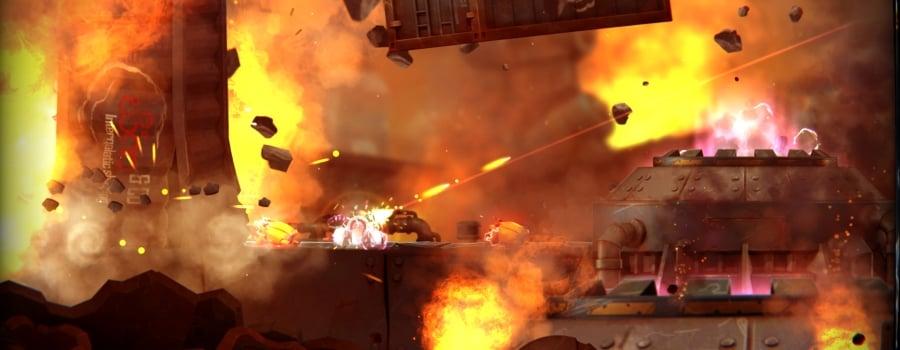 RIVE: Wreck, Hack, Die, Retry!