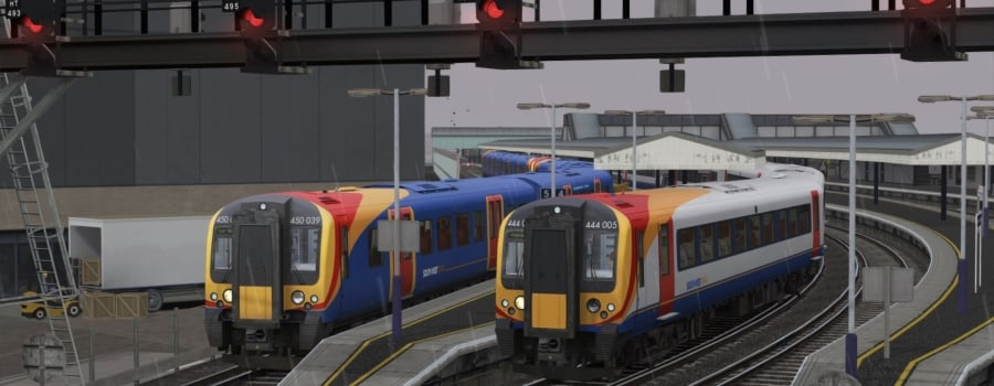 Connex South Central Class 319 Loco Livery