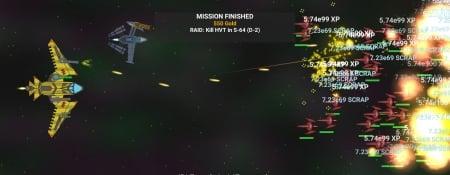 Idle Space Raider