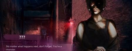 Vampire: The Masquerade - Shadows of New York