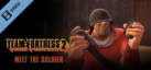 Team Fortress 2: Meet the Soldier English