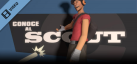 Team Fortress 2: Meet the Scout (Spanish)