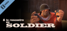 Team Fortress 2: Meet the Soldier (French)