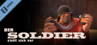 Team Fortress 2: Meet the Soldier (German)