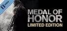 Medal of Honor - Limited Edition