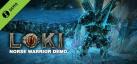 Loki Demo - Norse Warrior
