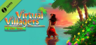 Virtual Villagers: A New Home Demo