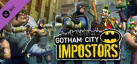 Gotham City Impostors Costume Coin Boost - Solo