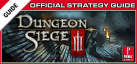 Dungeon Siege III: Prima Official Strategy Guide