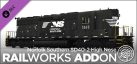 Railworks NS HighNose Pack DLC