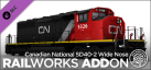 Railworks CN WideNose Pack DLC