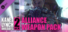 Kane  Lynch 2: Alliance Weapon Pack