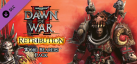 Warhammer 40,000: Dawn of War II Retribution - Word Bearers Skin Pack