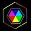 Reach level 3 and unlock Hexagon mode
