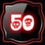 Destroy 50 Enemies