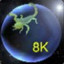 GReeN 8K