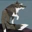 Curious Start - Wolf