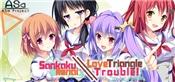 Sankaku Renai: Love Triangle Trouble